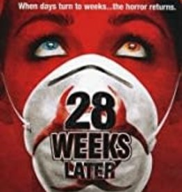 Used BluRay 28 Weeks Later