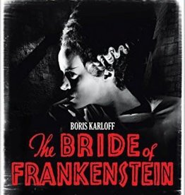 Used BluRay Bride Of Frankenstein