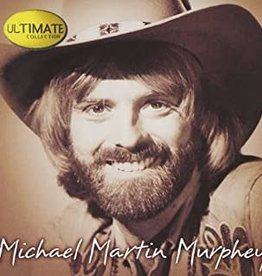 Used CD Micheal Martin Murphey- Ultimate Collection