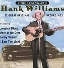 Used CD Hank Williams- Lovesick Blues