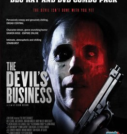 Used BluRay The Devil's Business
