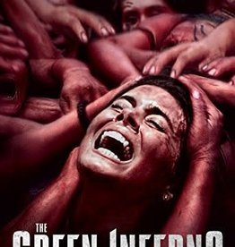 Used BluRay The Green Inferno