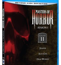 Used BluRay Masters Of Horror Season 1 Volume II