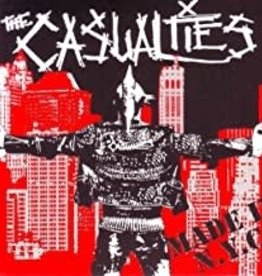 Used CD The Casualties- Made In NYC