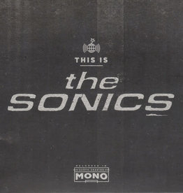 Used CD The Sonics- This Is The Sonics