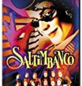 Used DVD Cirque De Soleil Saltimbanco