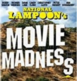Used DVD National Lampoon's Movie Madness