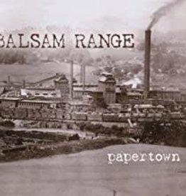 Used CD Balsam Range- Papertown