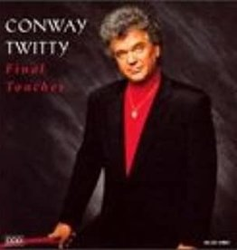 Used CD Conway Twitty- Final Touches