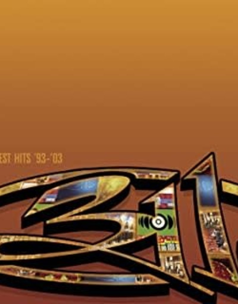 Used CD 311- Greatest Hits '93- '03