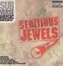 Used CD Various- Seditious Jewels