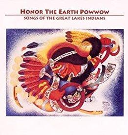 Used CD Honor The Earth Powwow