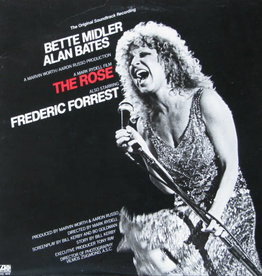 Used Vinyl Bette Midler- The Rose
