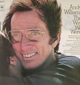 Used Vinyl Andy Williams- The Way We Were