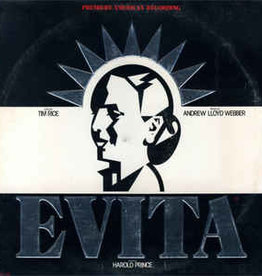 Used Vinyl Evita Soundtrack
