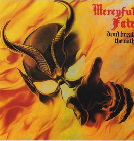 Used CD Mercyful Fate- Don't Break The Oath