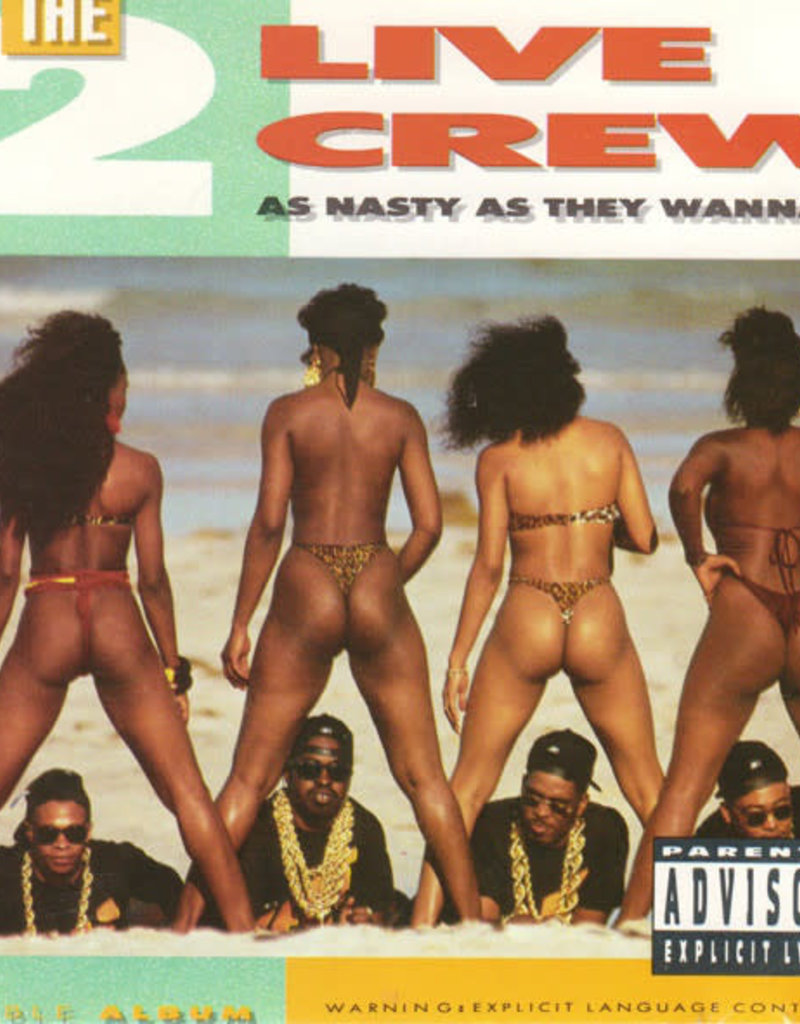 Used CD 2 Live Crew- As Nasty As They Wanna Be
