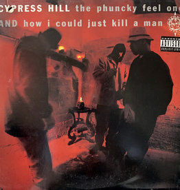 """Used Vinyl Cypress Hill- The Phunky Feel One (12"""")"""