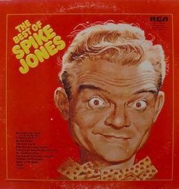 Used Vinyl Spike Jones- The Best Of Spike Jones