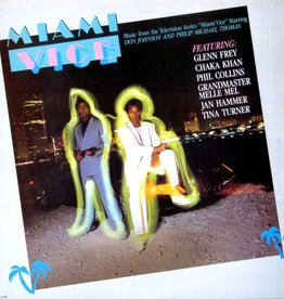 Used Vinyl Miami Vice Soundtrack (Sealed)