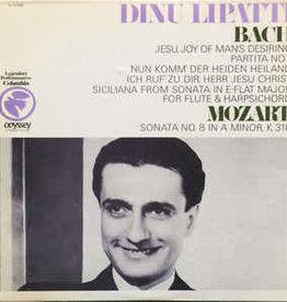 Used Vinyl Bach/ Mozart- Jesu, Joy Of Man's Desiring/ Sonata No. 8 In A Minor