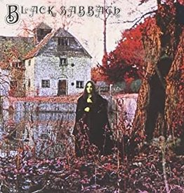 Used CD Black Sabbath- Black Sabbath