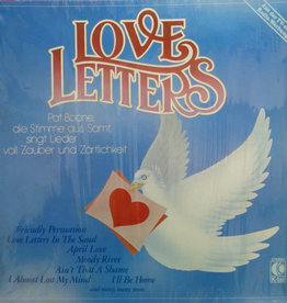 Used Vinyl Pat Boone- Love Letters (German)