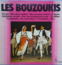 Used Vinyl Zambetas/ Stellos Zafirou- Les Bouzouis