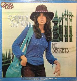 Used Vinyl Carly Simon- No Secrets (Quad)