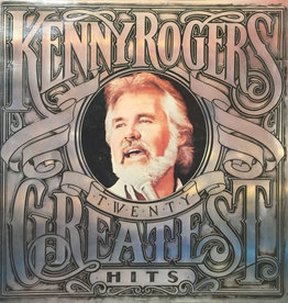 Used Vinyl Kenny Rogers- Twenty Greatest Hits