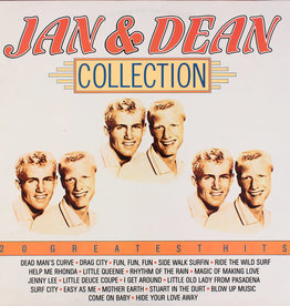 Used Vinyl Jan & Dean- Collection (Sealed)(Dutch)