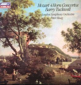 Used Vinyl Mozart- 4 Horn Concertos (Sealed)