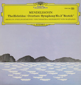 Used Vinyl Mendelsssohn Bartholdy- Symphonie Nr. 3