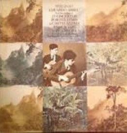 Used Vinyl Sergio & Eduardo Abreu- 2 Concertos For 2 Guitars
