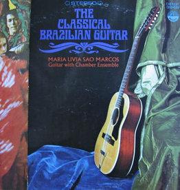 Used Vinyl Maria Livia Sao Marcos- The Classical Brazilian Guitar