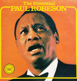 Used Vinyl Paul Robeson- The Essential Paul Robeson