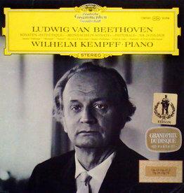 Used Vinyl Beethoven- Sonatas Pathetique, Moonlight, and Pastoral No. 24 In F-Sharp Major