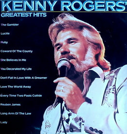 Used Vinyl Kenny Rogers- Greatest Hits (Dutch Pressing)