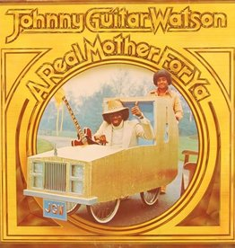 Used Vinyl Johnny Guitar Watson- A Real Mother For Ya