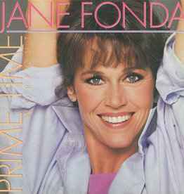 Used Vinyl Jane Fonda- Prime Time Workout