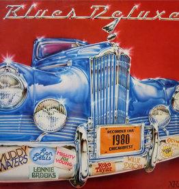 Used Vinyl Various- Blues Deluxe