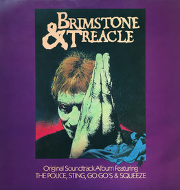 Used Vinyl Brimstone & Treacle Soundtrack (UK Pressing)