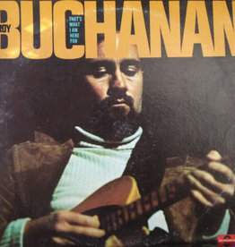 Used Vinyl Roy Buchanan- That's What I'm Here For