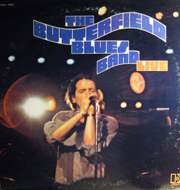 Used Vinyl Paul Butterfield- The Butterfield Blues Band Live