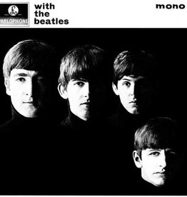 Used Vinyl The Beatles- With The Beatles (Mono)(1987 Reissue)
