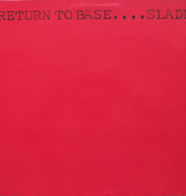 Used Vinyl Slade- Return To Base (UK 1st Pressing)