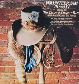 Used Vinyl Charlie Daniels Band- Volunteer Jam III And IV