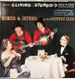 Used Vinyl Homer And Jethro- At The Country Club