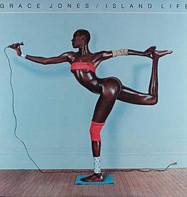 Used Vinyl Grace Jones- Island Life