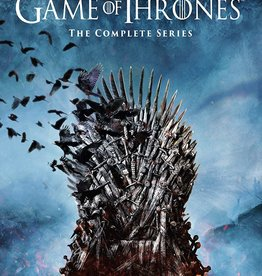 Used BluRay Game Of Thrones: The Complete Series (Sealed)
